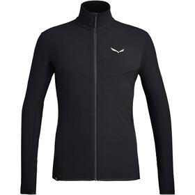 SALEWA *Plose 5 Pl Full Zip Jacket Men, black out